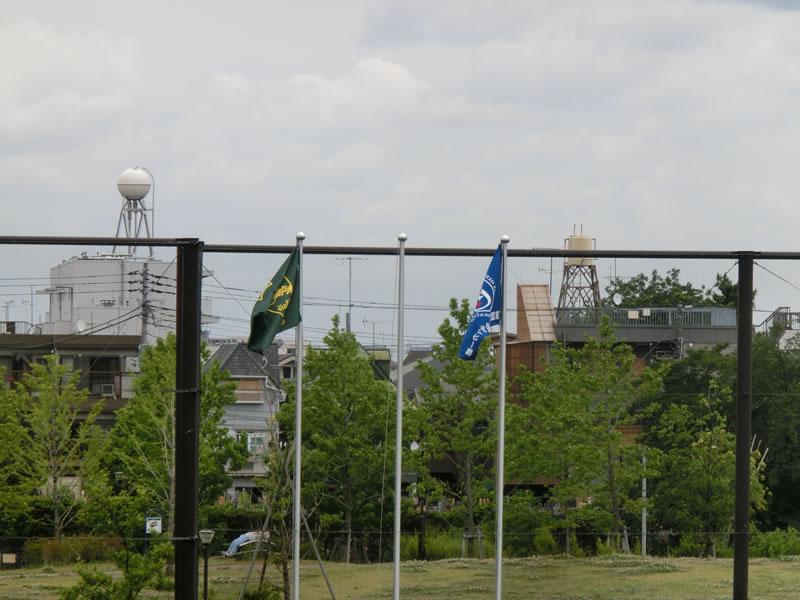赤羽スポーツの森公園競技場2013年6月7日