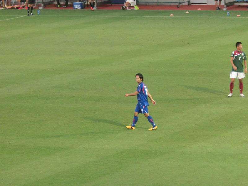 J-Green堺(メインフィールド)2013年8月8日
