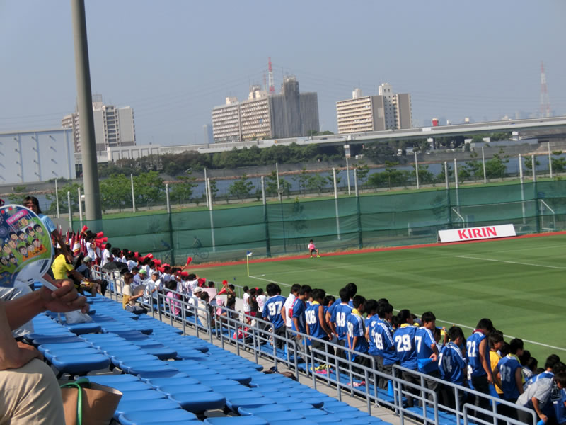 J-GREEN堺2013年8月13日