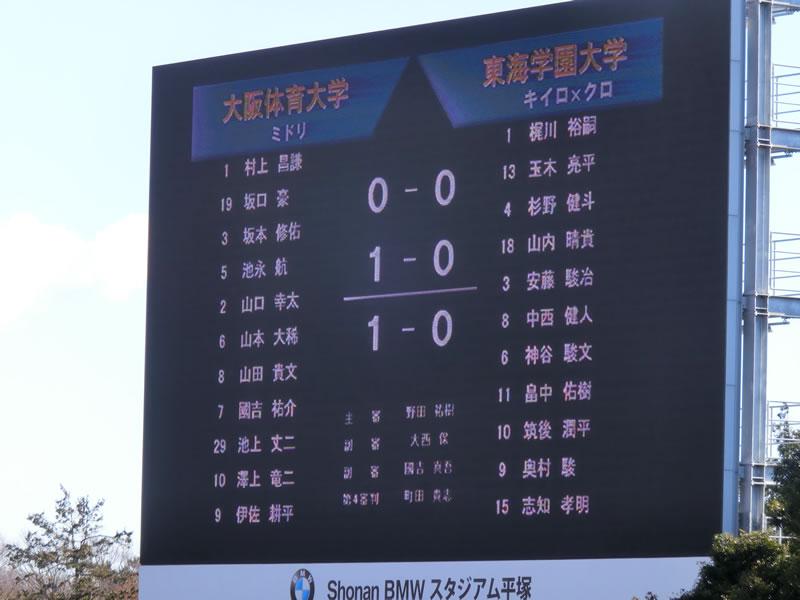 平塚競技場2013年12月20日