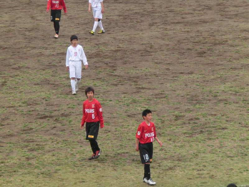 前橋総合運動公園 2013年3月30日