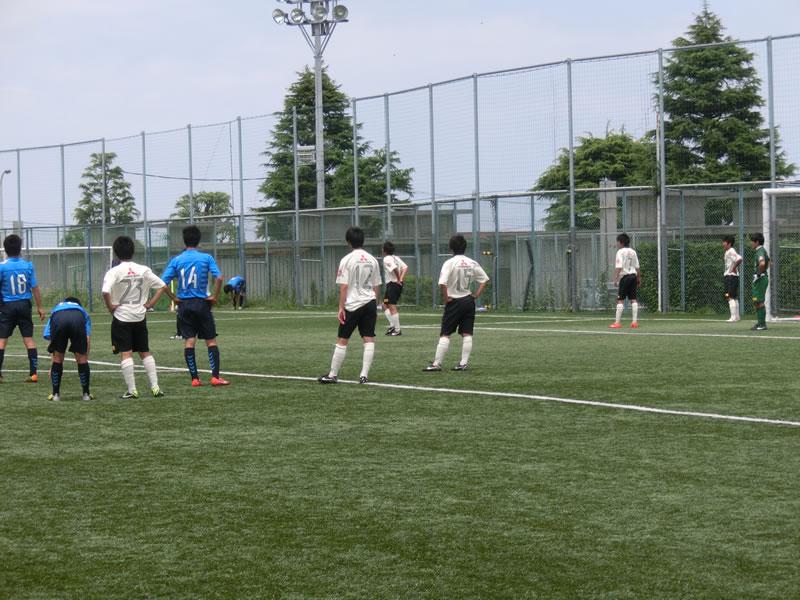 横浜FC LEOCトレーニングセンター2013年6月2日