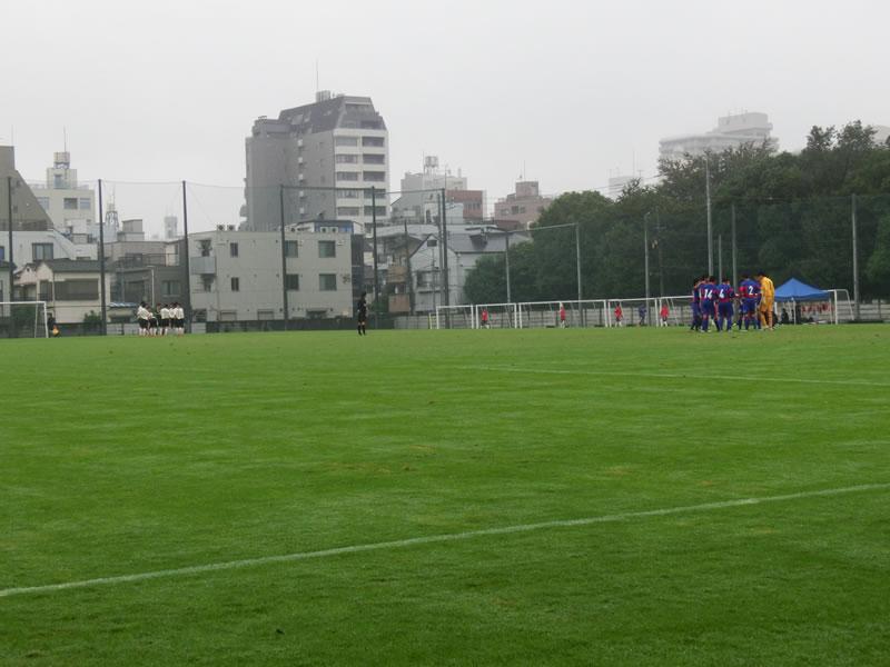 FC東京深川グラウンド2013年10月5日