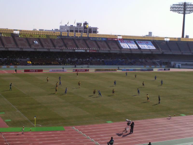 さいたま市浦和駒場スタジアム2013年1月2日