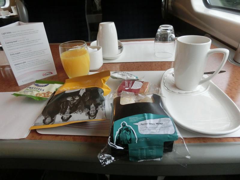 英国鉄道1等車2013年2月7日
