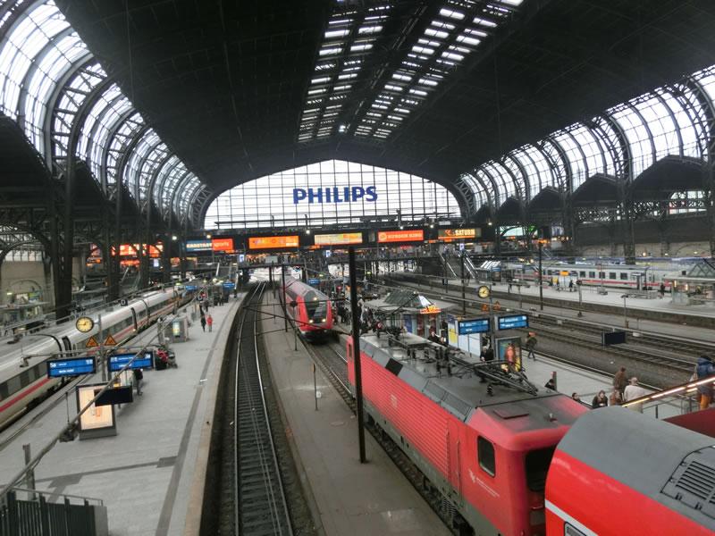 ドイツ・ハンブルク2013年2月17日