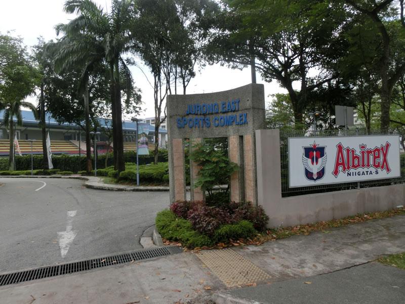 シンガポール/ジュロン・イースト・スタジアム2013年6月25-26日