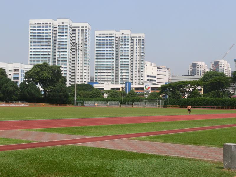 シンガポール/トア・パヨ・スタジアム2013年6月25-26日