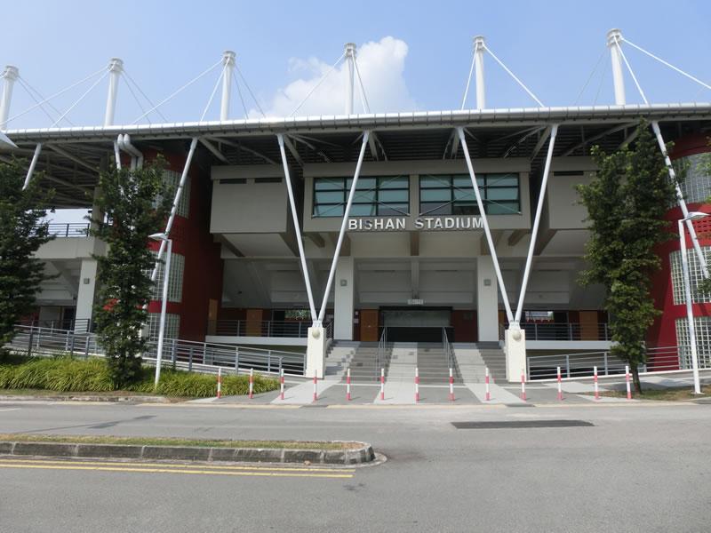 シンガポール/ビシャン・スタジアム2013年6月25-26日
