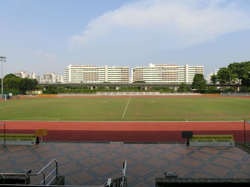 シンガポール/ウッドランズ・スタジアム2013年6月25-26日