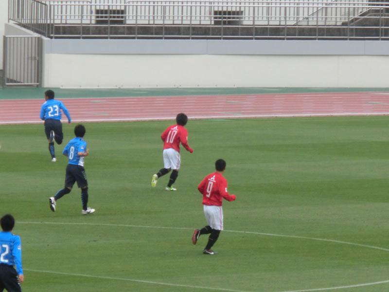 さいたま市浦和駒場スタジアム2013年4月21日