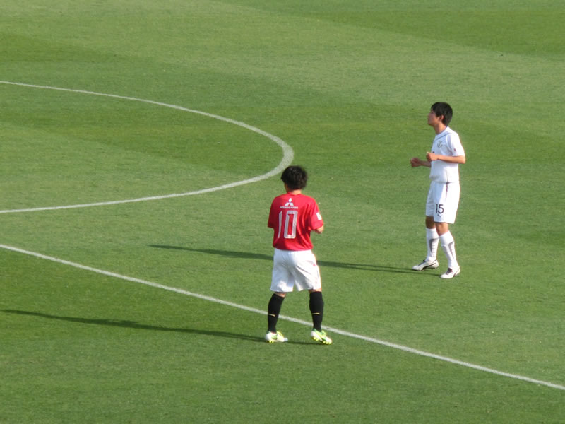 さいたま市浦和駒場スタジアム2013年5月4日