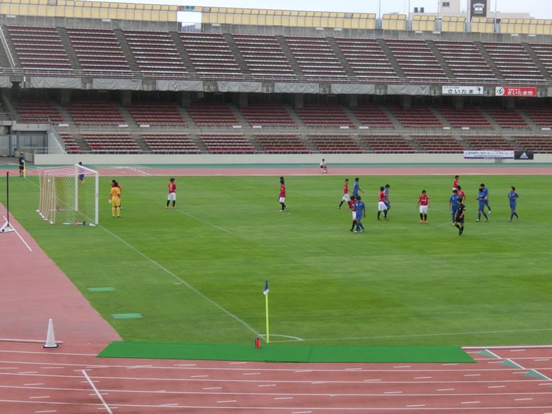 さいたま市浦和駒場スタジアム2013年6月30日