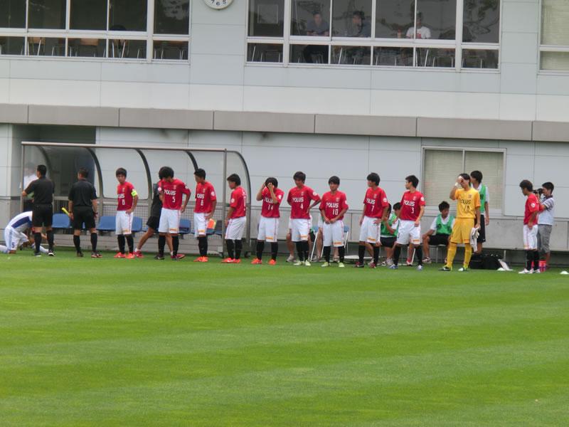 埼玉スタジアム2002第2グラウンド2013年7月21日