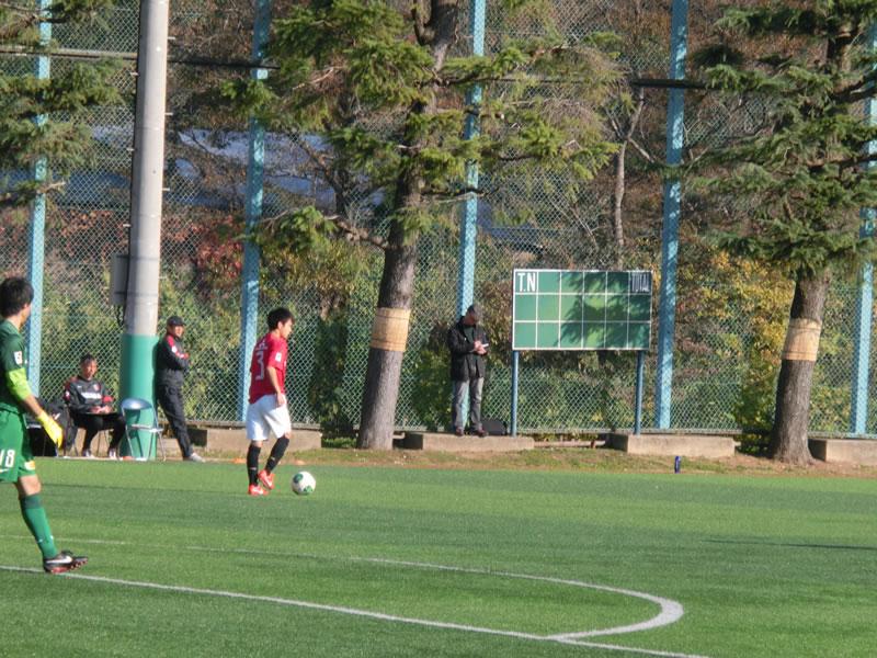 法典公園(グラスポ)2013年11月24日