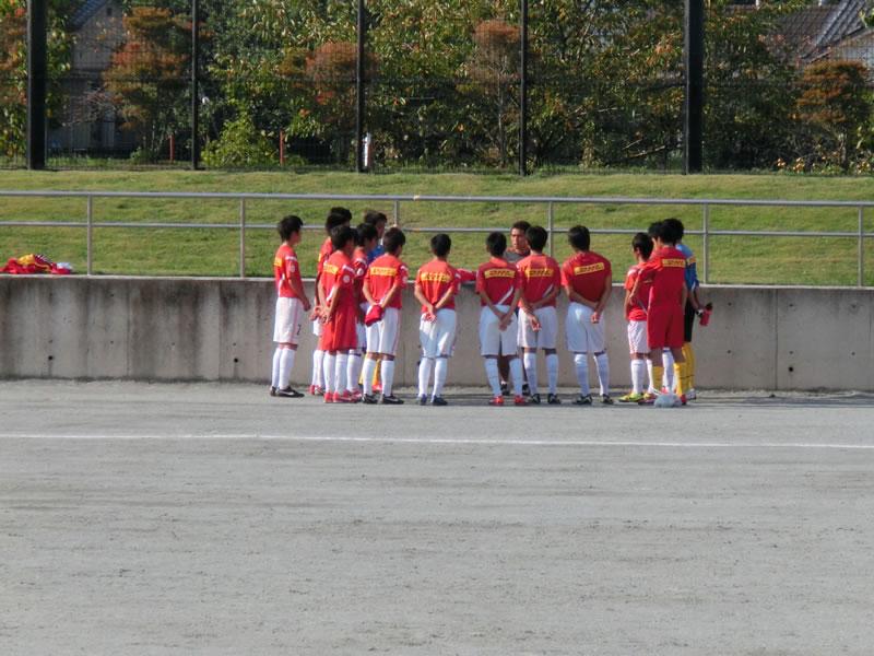 毛呂山総合公園グランド2013年10月12日