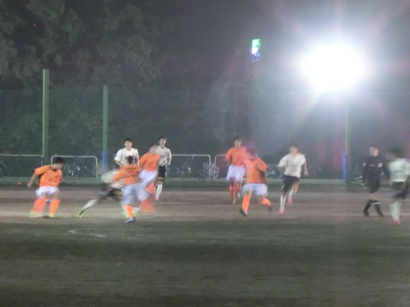 坂戸ディプロマッツ専用グラウンド2013年11月3日