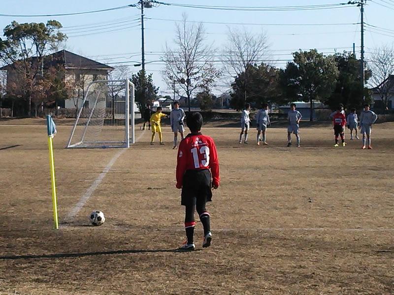 熊谷スポーツ文化公園東多目的広場  2013年1月20日