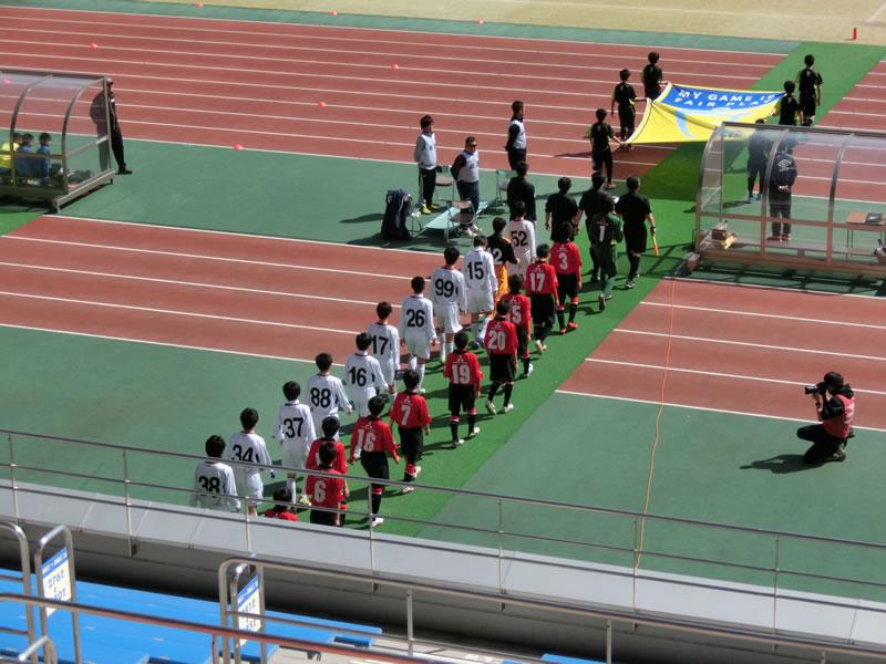 熊谷スポーツ文化公園陸上競技場  2013年3月9日