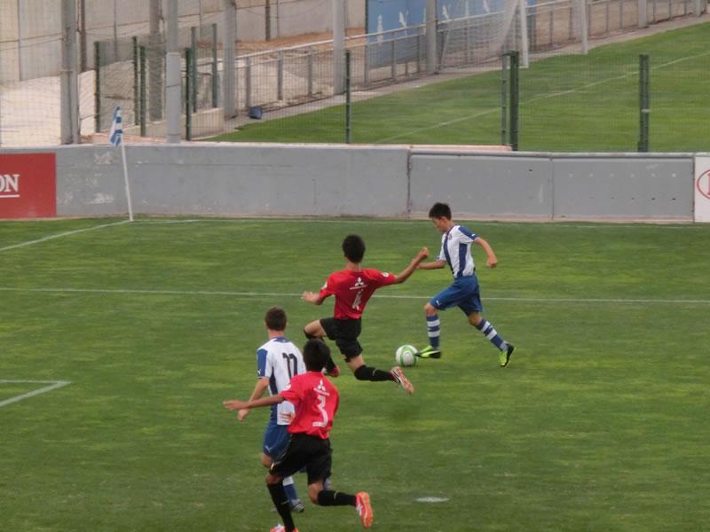 Ciudad Deportiva Dani Jarque/エスパニョールBのスタジアム2013年8月28日