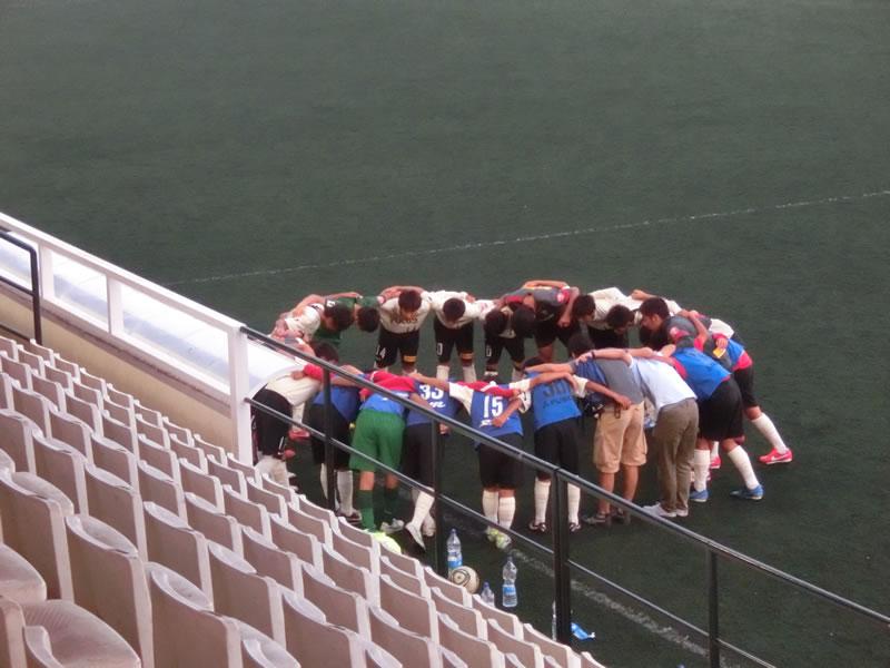 Campo de futbol At. Horta/2013年8月29日
