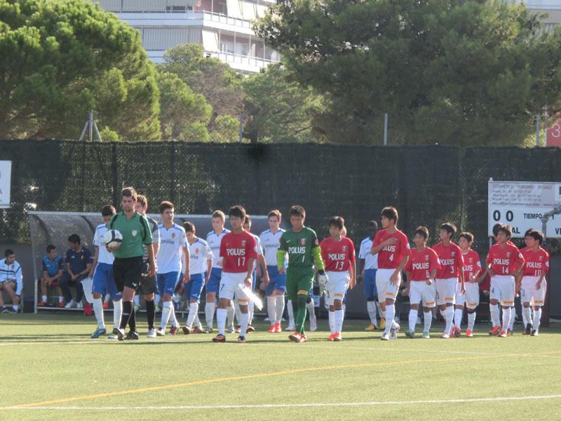 Club Natacio Terrassaグラウンド/2013年9月1日