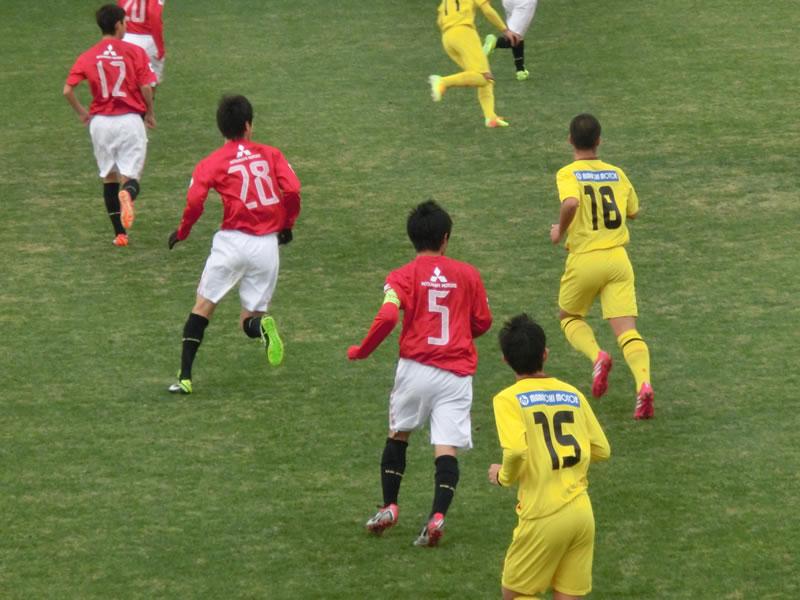 J-Green堺 2013年12月26日