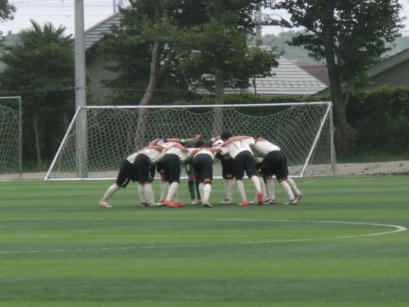 柏日体高校グラウンド2013年7月31日