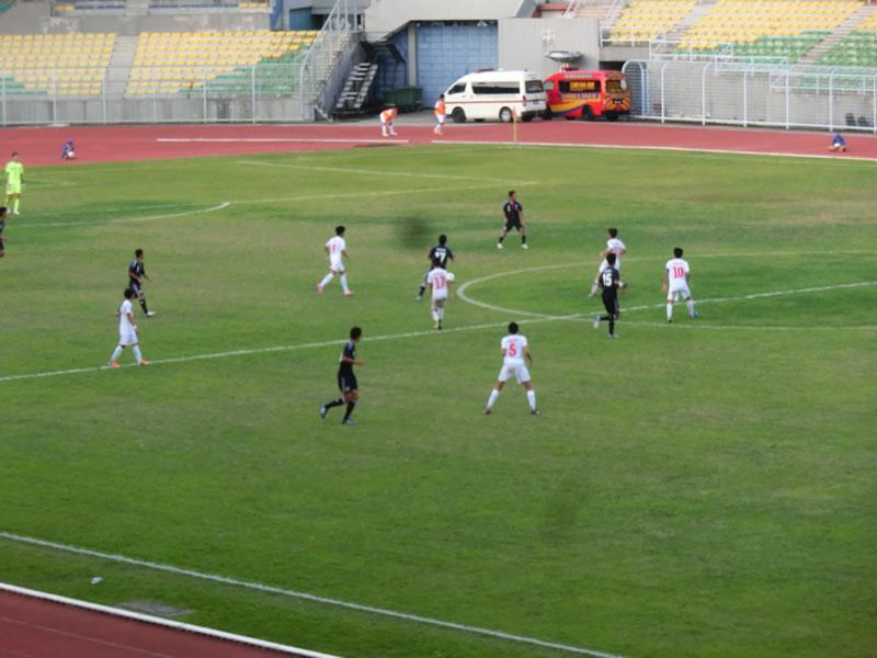 Kuala Lumpur Stadium/STADIUM BOLA SEPAK KUALA LUMPUR/2013年9月25日