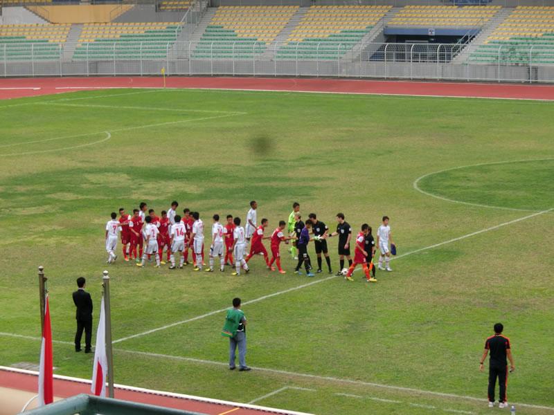 Kuala Lumpur Stadium/STADIUM BOLA SEPAK KUALA LUMPUR/2013年9月27日