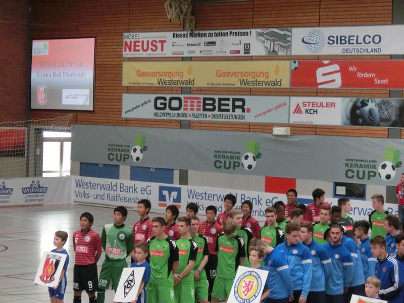 ケラミックカップ(ドイツ・モンタバウアー)2014年1月18日