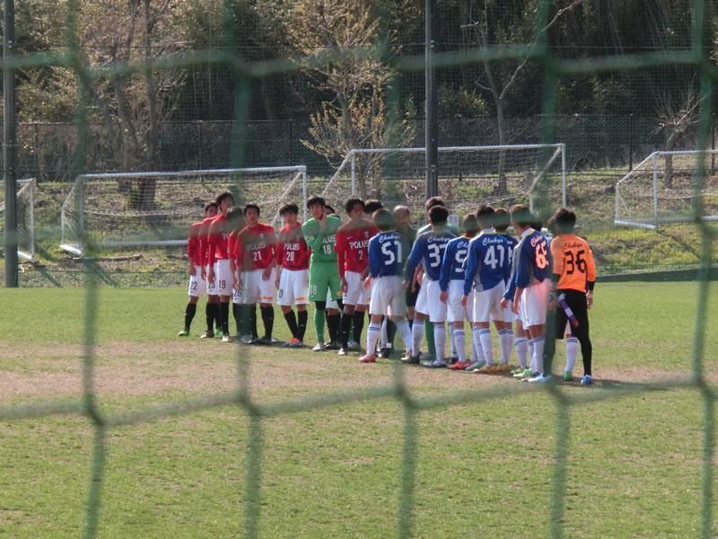 清水フェスティバル3日目2016/3/28 – 浦和レッズユース vs 中京大附属中京高校 1-2敗戦・・・蛇塚北は難しいのか、チームの試合への位置づけがそうさせているのか