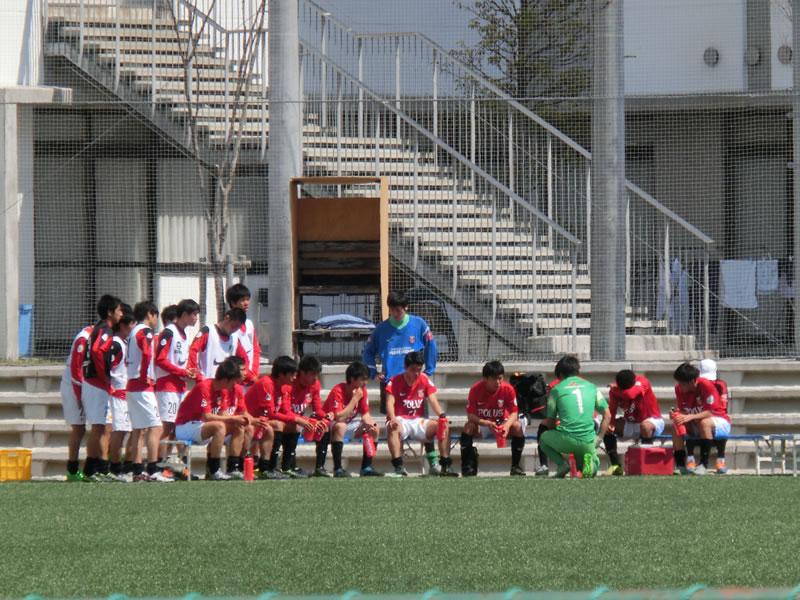 清水フェスティバル4日目2016/3/29 – 浦和レッズユース vs 国見高校 7-1勝利・・・最終戦は、理想的な展開で大勝