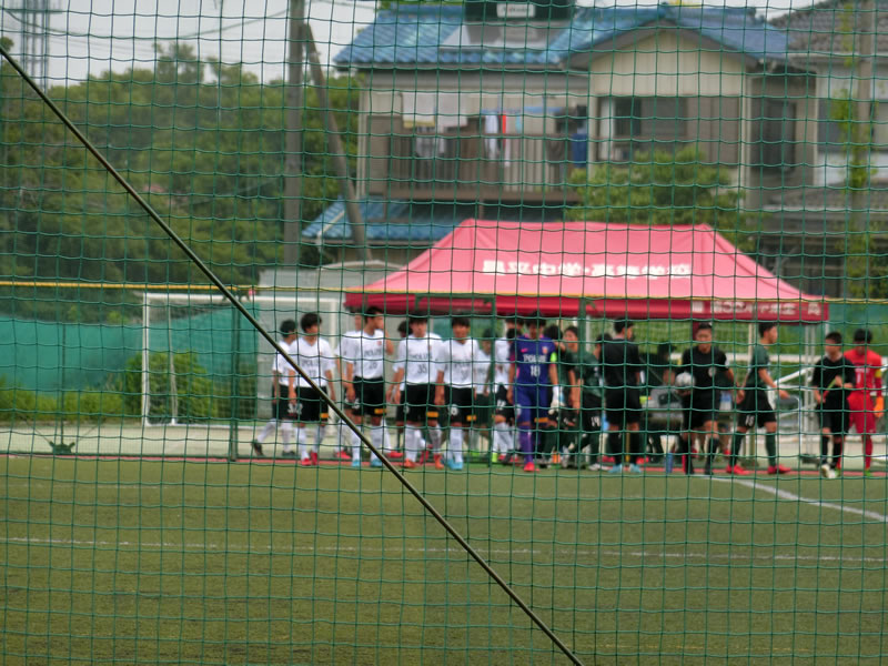埼玉S2リーグ 2018/5/26 浦和レッズユースBvs昌平高校B 1-0勝利・・・Bチーム同士とは言えないハイレベルな戦い