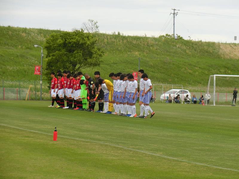 埼玉県S2リーグ 2019/05/06 浦和レッズユースB vs 武南高校B 5-0勝利・・・J3のU-23チームを応援する方の気持ちが少しわかる