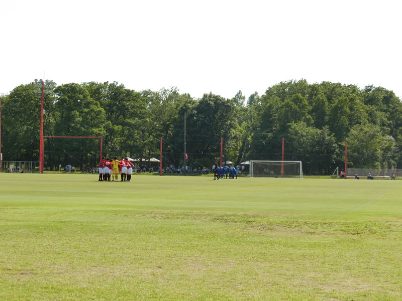 日本クラブユースサッカー選手権(U-18)関東大会2回戦 2019/05/25 浦和レッズユース vs 東京武蔵野シティU-18 3-0勝利・・・全国決定、競争は激化