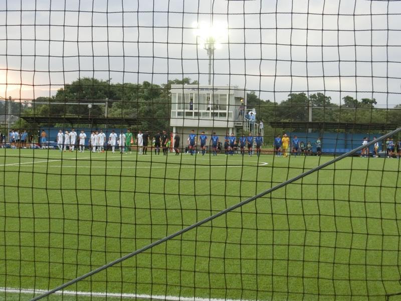 アカデミー卒業生関連 2019/08/11 – 大学サッカー 東京国際大学vs国士舘大学を観戦してきました。