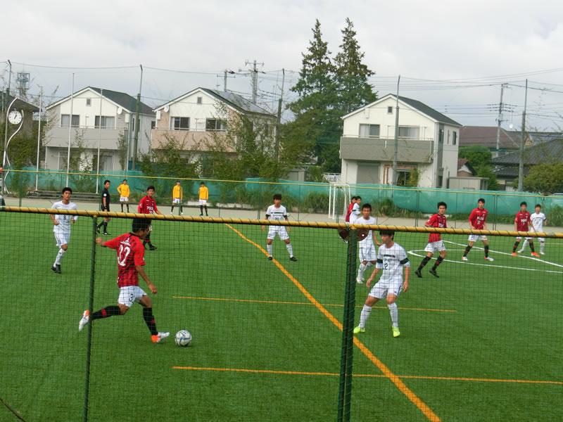 埼玉県S2リーグ 2019/10/06 浦和レッズユースB vs 昌平高校B 1-3敗戦・・・このレベルの相手が普通にいるリーグで