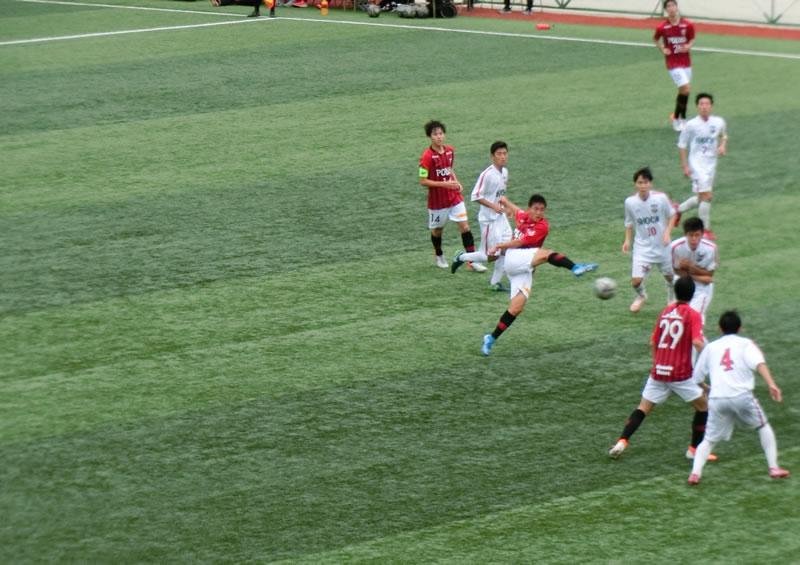 埼玉県S2リーグ 2019/11/24 浦和レッズユースB vs 正智深谷高校B 0-1敗戦・・・順位決定戦で勝って終わろう